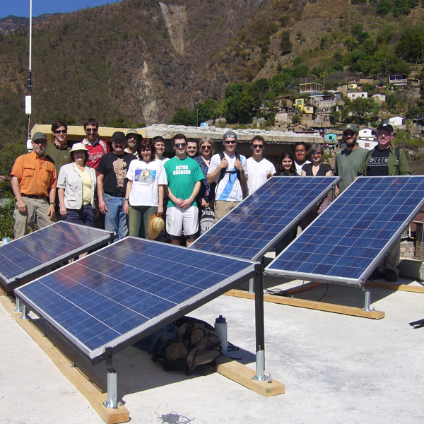 Group Photo Santa Cruz Solar on CECAP sm sq